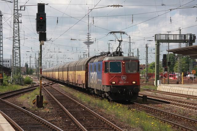 421 391-4 Bremen Hbf