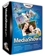 CyberLink MediaShow Ultra 6.0.11330 Multilingual