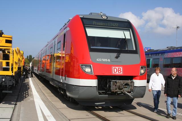 422 505-8 Innotrans 2008