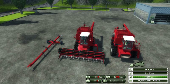 International Harvester 1480 v 2.0