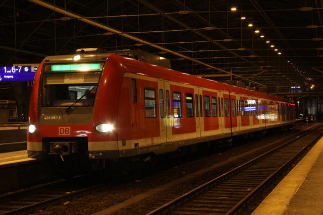423 951-3 Berlin Ostbahnhof