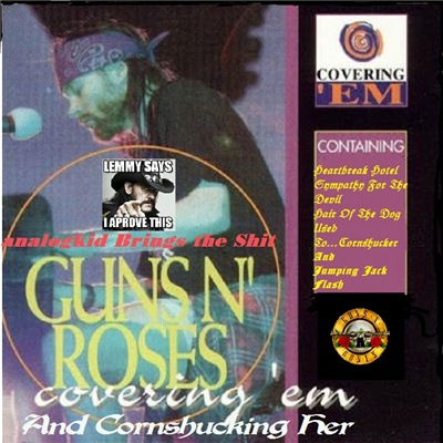 Guns N' Roses - Covers The Others (2017)