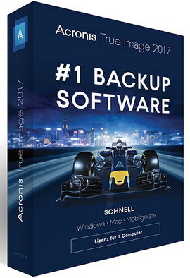 : Acronis True Image 2017 v20.0 Build 5554 Multilingual inkl.German
