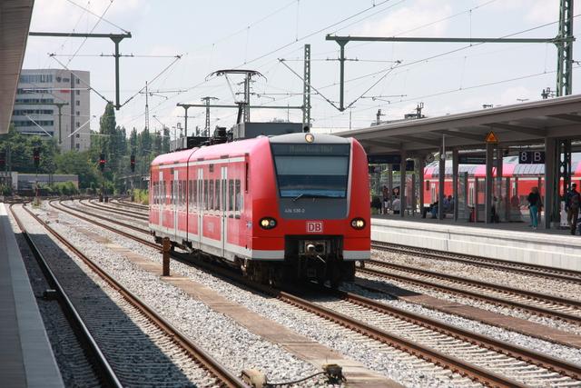 426 030-3 München Ostbahnhof