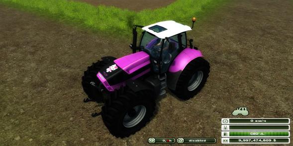 Deutz Agrotron X720 Special SFL v 2.0