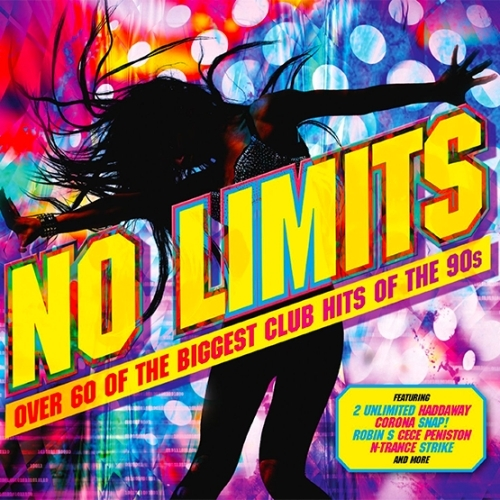 UNIVERSAL MUSIC - NO LIMITS [BOX SET] (2015)
