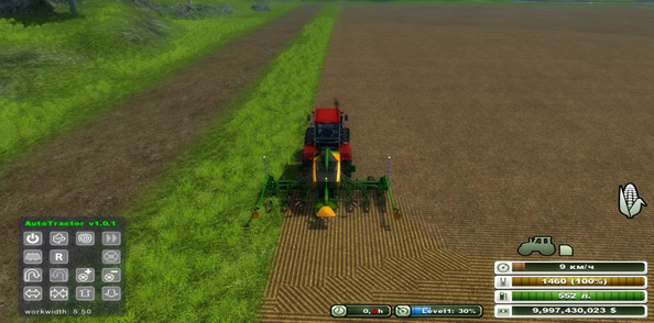 Fertilization for seed drills v 2.0