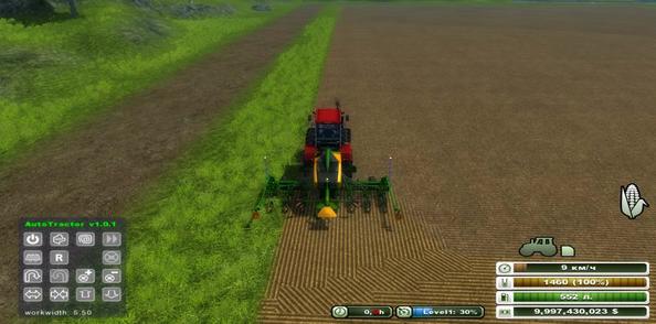Fertilization for seed drills v 2.0