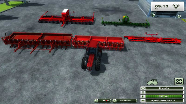 Seeders Pack v 1.0