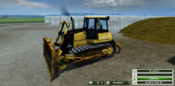 Bulldozer v 2.0