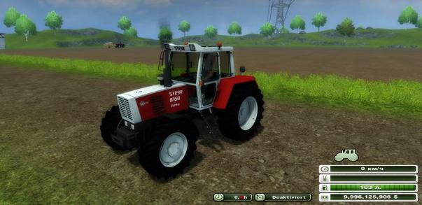 Steyr 8150 Turbo v 1.0