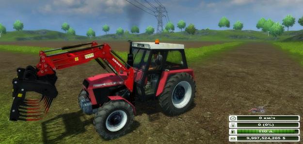 Zetor 10145 FL v 1.0