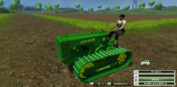 John Deere BO Lindeman v 1.0