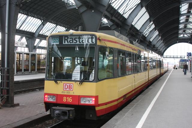 450 005-4 Karlsruhe Hbf