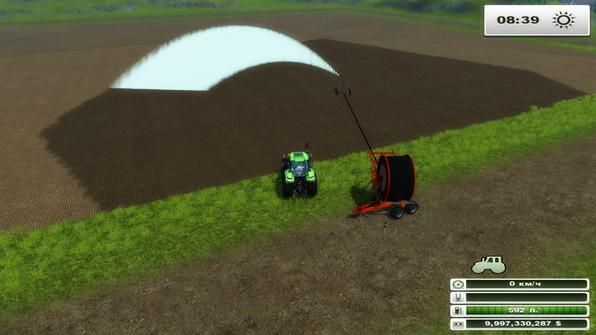 Irrigation pack v 2.0