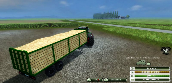 Engelberth straw Trailer v 1.0