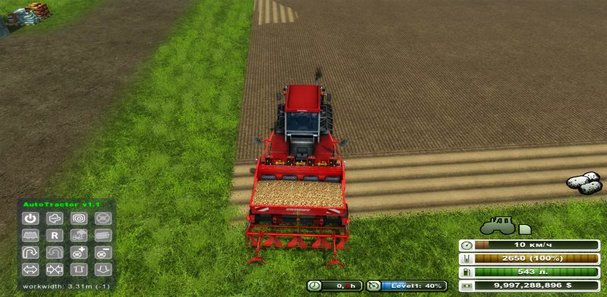 AutoTractor v 1.1
