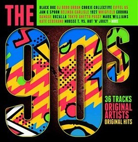 VA - The 90s [2CD] (2014) .mp3 - 320kbps