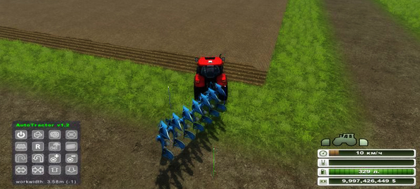 AutoTractor v 1.2