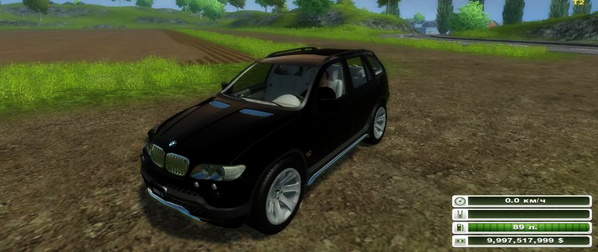 BMW X5 v 1.1 (MoreRealistic)