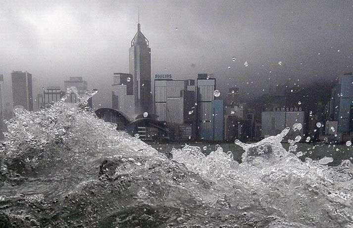 Anomalia pogodowe - 2008 12