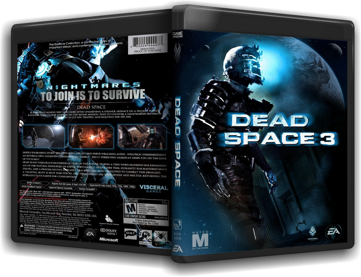 Download Dead Space PC Game Full Crack Genre: Action, Horror V0. . 08 Buil