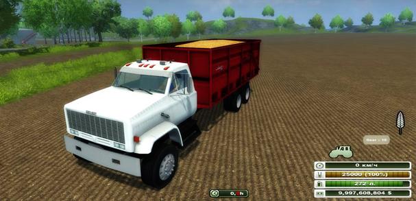 GMC Dump Truck v 1.0