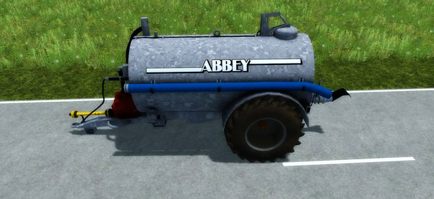 Abbey 2000R Slurry v 2.0