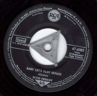 Diskografie Deutschland 1956 - 1977 47-6383lyshb