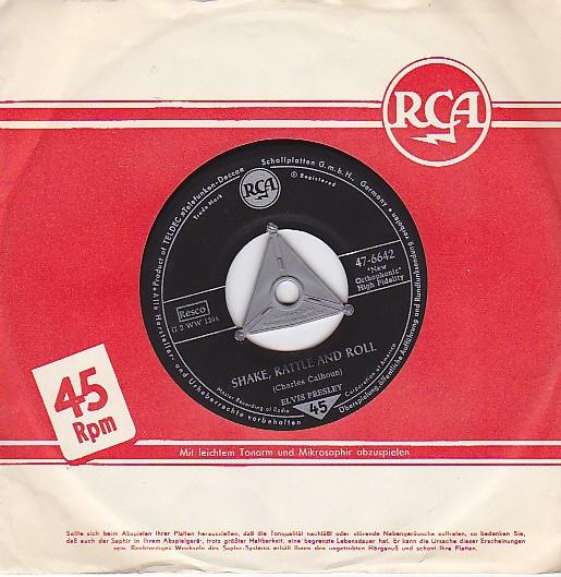 Diskografie Deutschland 1956 - 1977 47-6642f4ss5