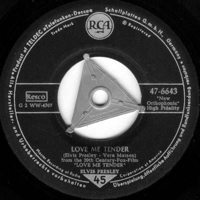 Diskografie Deutschland 1956 - 1977 47-6643zvsxg
