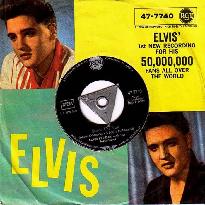 Diskografie Deutschland 1956 - 1977 47-7740pis7y