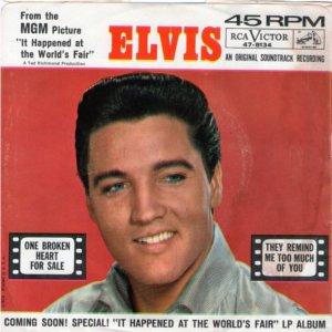 Diskografie USA 1954 - 1984 47-8134aparlu