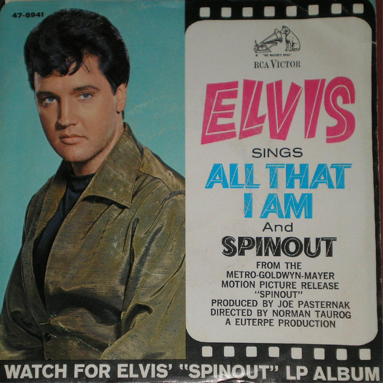 Spinout / All That I Am 47-8941bu5k3x
