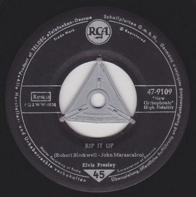 Diskografie Deutschland 1956 - 1977 47-9109pysld