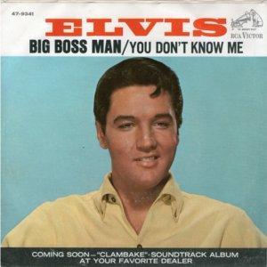 Diskografie USA 1954 - 1984 47-9341a54suh