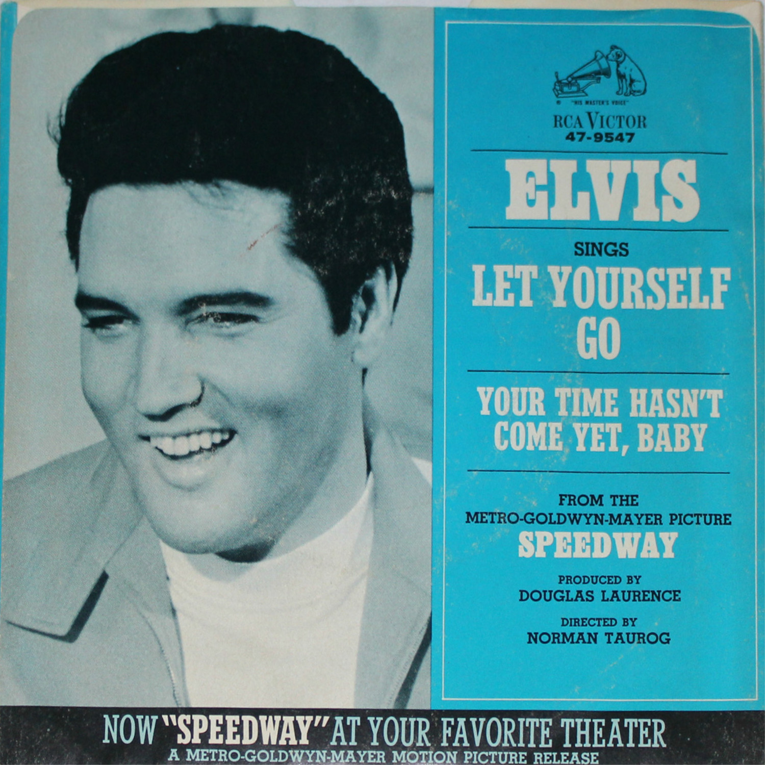 Your Time Hasn't Come Yet Baby / Let Yourself Go 47-9547b06sol