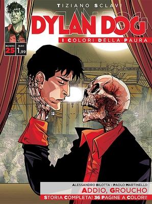 Dylan Dog i colori della paura 25 - Addio, Groucho (2016)