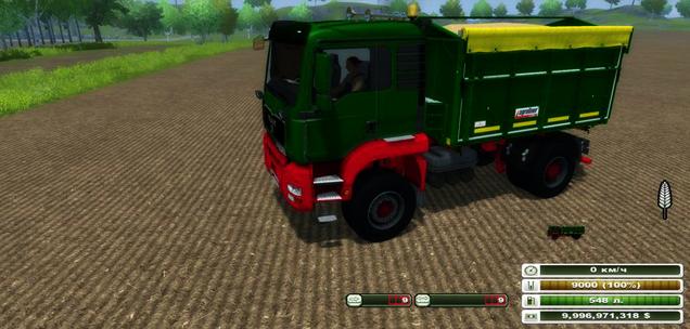 MAN Agroliner v 4.0