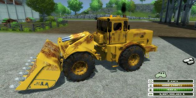 Kirovets K 701 loader v 3.0