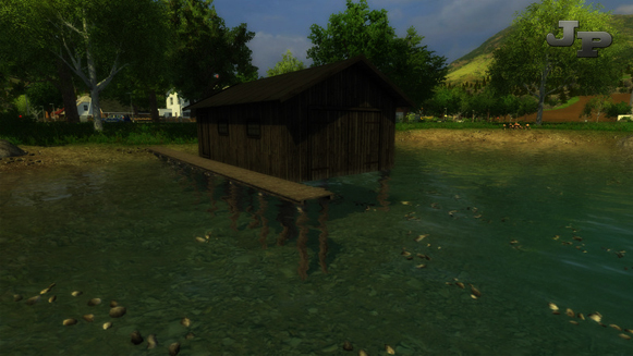 Old boathouse v 1.0