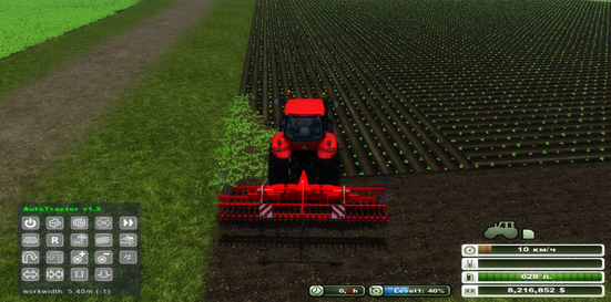 AutoTractor v 1.31