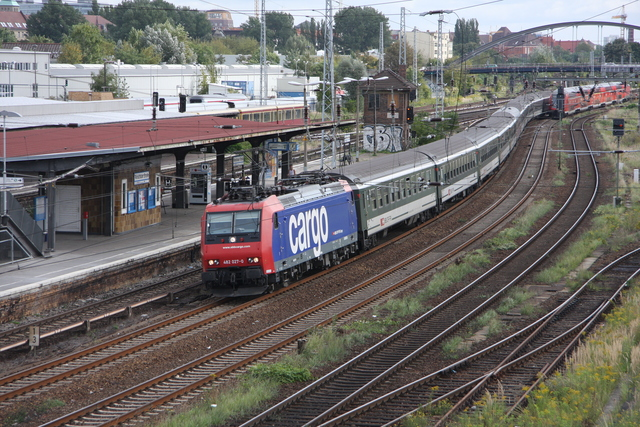 482 027-0 Berlin Warschauer Straße