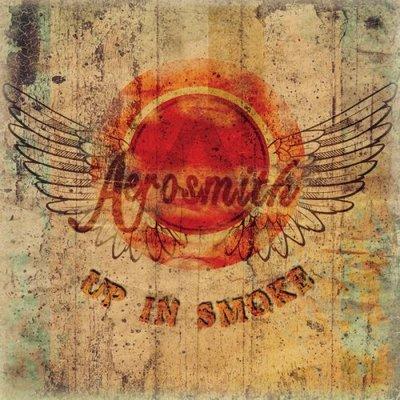Aerosmith - Up In Smoke (2015).Mp3 - 320Kbps