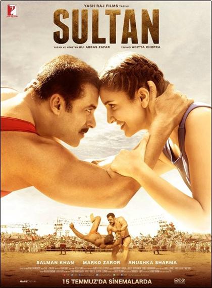 Sultan | 2016 | 720p DVDRip x264 AAC 5.1 - DDR | Türkçe Altyazı
