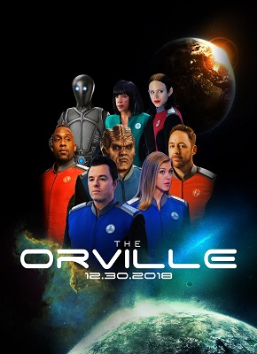 The Orville - Stagione 2 (2019) (6/12) WEB-DLMux 1080P ITA ENG AC3 H264 mkv