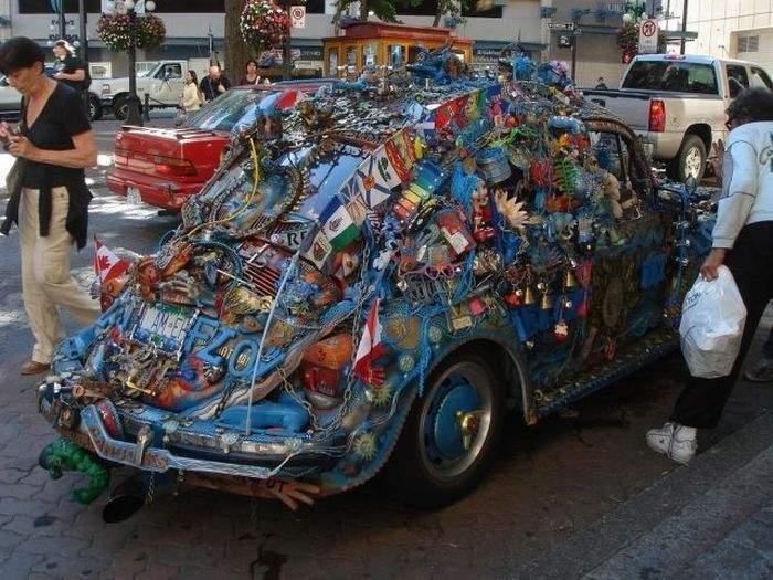 Najdziwniejsze pojazdy #2 2
