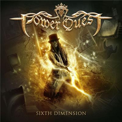 Power Quest - Sixth Dimension (2017)