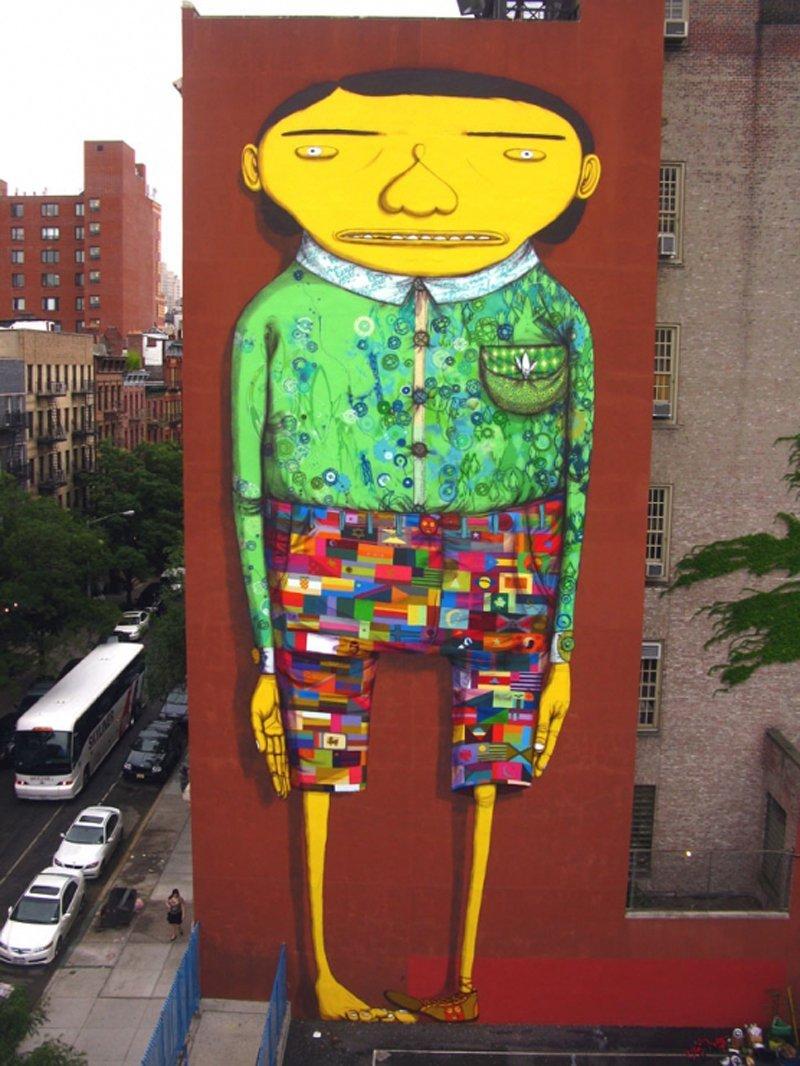Street Art: Murale 16
