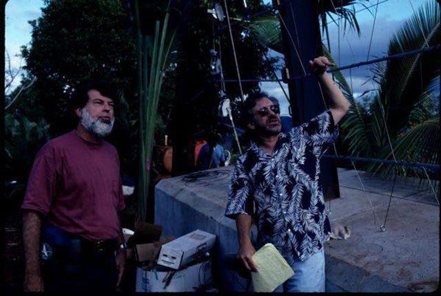 Za kulisami filmów: Jurassic Park 36